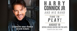 Harry Connick Jr. Ticket Give-A-Way